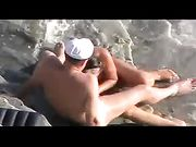 Nudist Beach Video Couple Caught Fucking